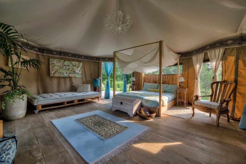 Glamping: top 5 dei migliori campeggi al mondo - Travel on Art