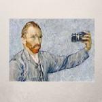 Il selfie e l'autoritratto come forma di riparazione