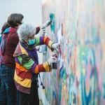 Lata 65, il corso di street art per pensionati