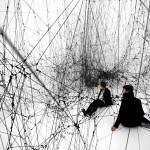 Tomas Saraceno: architettura e immaginazione