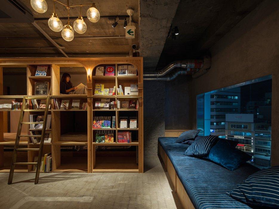 librerie e biblioteche strane