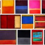 I capolavori tragici di Mark Rothko