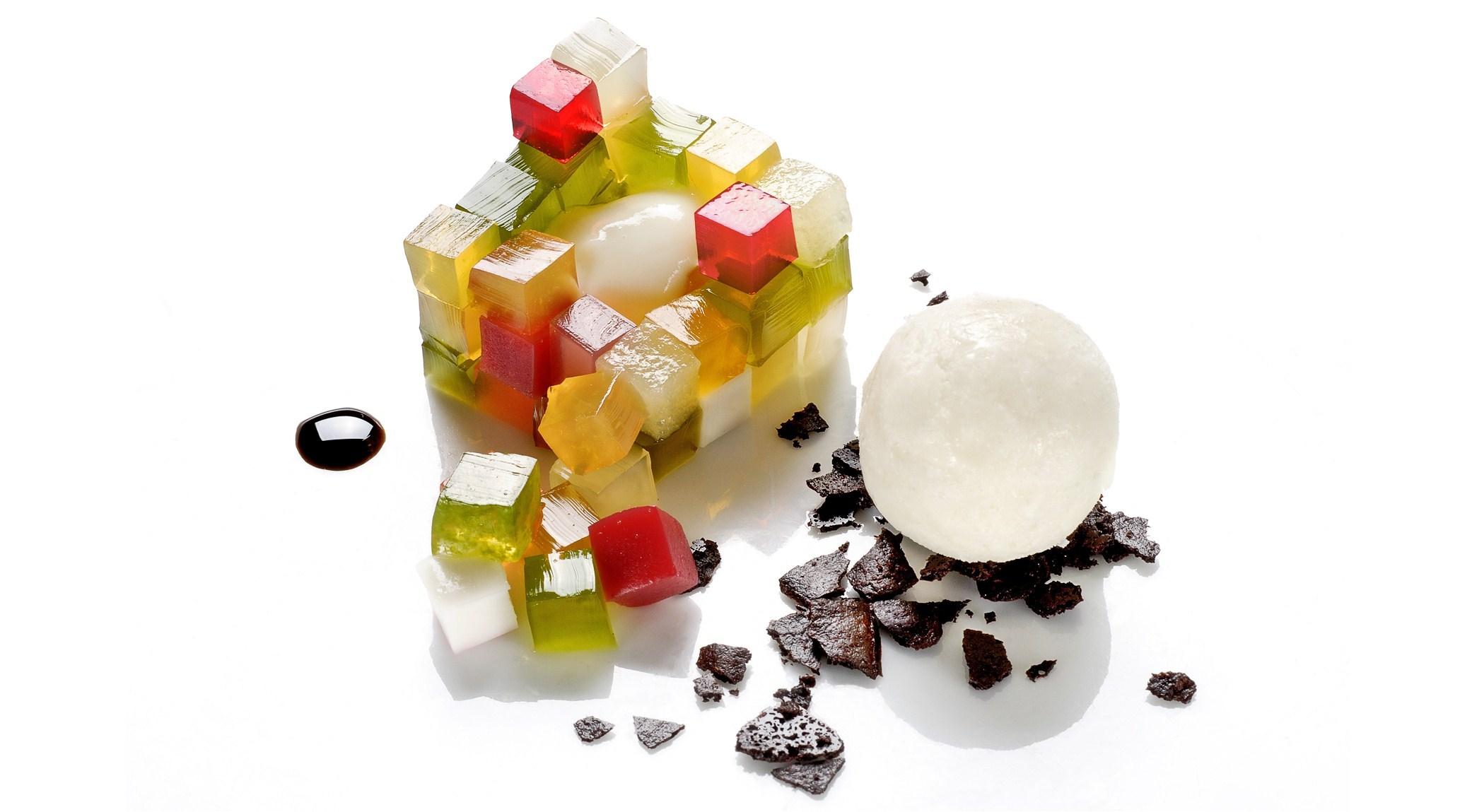 Massimo bottura e la cucina delle idee travel on art - Cucina molecolare chef ...