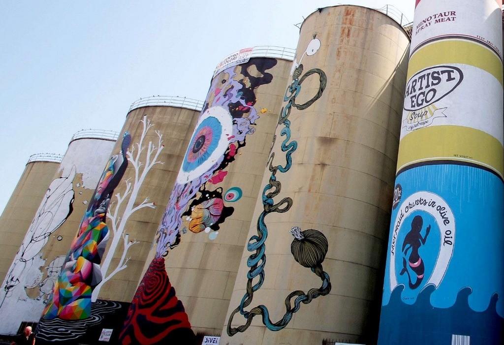 silos catania