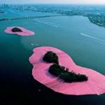 Christo e la land art: l'installazione sul Lago d'Iseo e altre opere