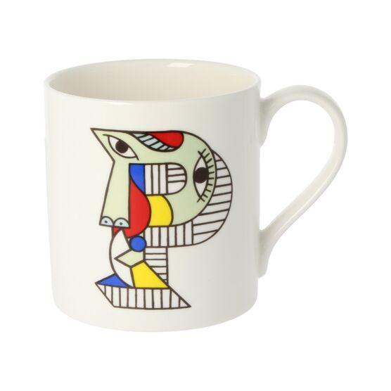 regali perfetti per gli amanti arte tazza alfabeto arte tate
