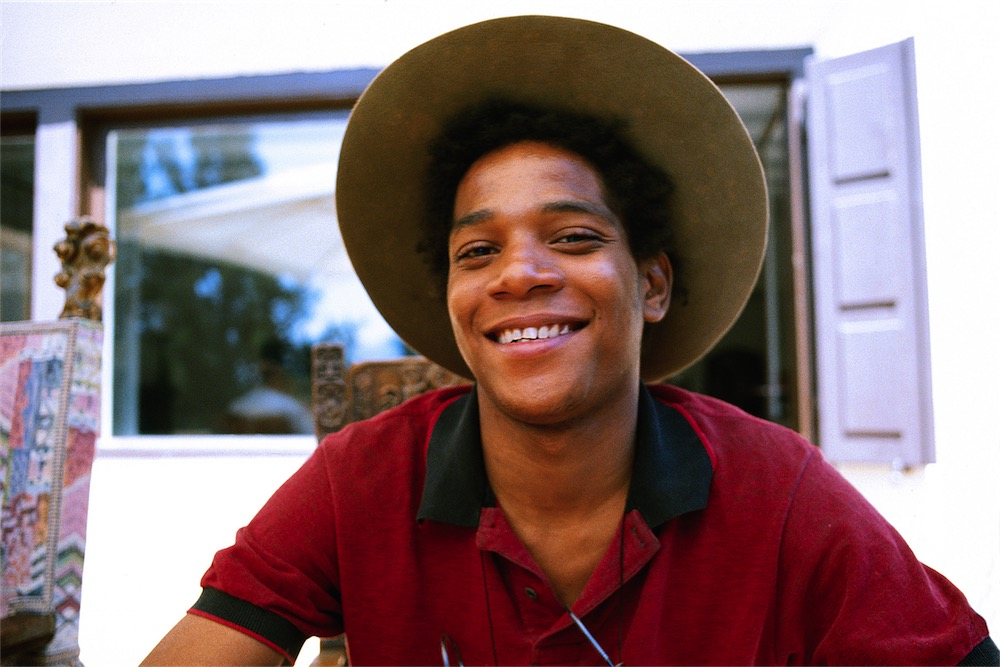 jean michel basquiat e lee jaffe