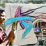 Jean Michel Basquiat e Lee Jaffe: il ritratto dell'arte