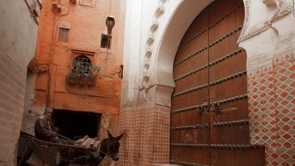 Lomo Instant Marrakesh