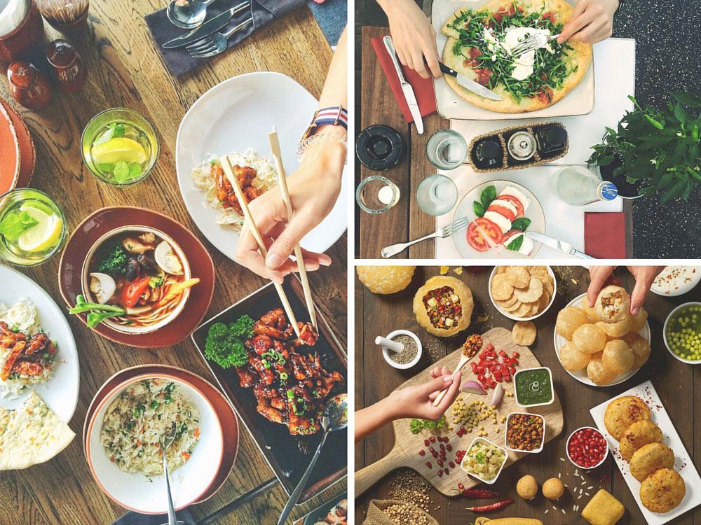 Cucine del mondo: viaggio tra 5 piatti da non perdere - Travel on Art