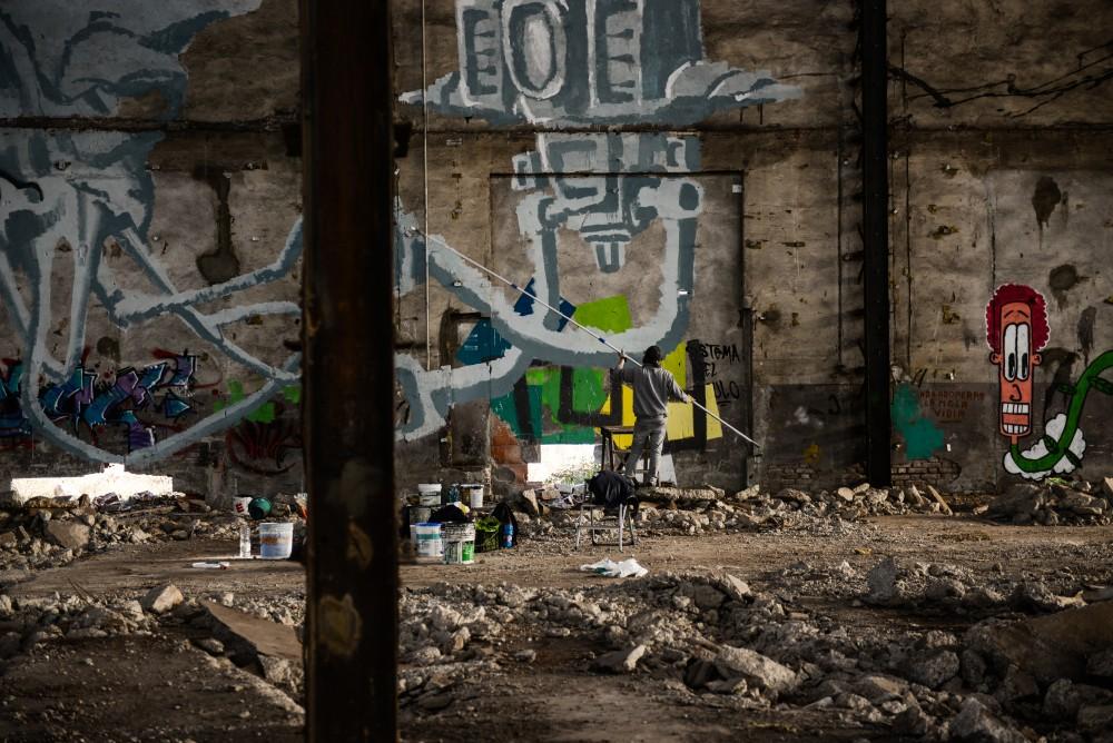 viaggio nella street art