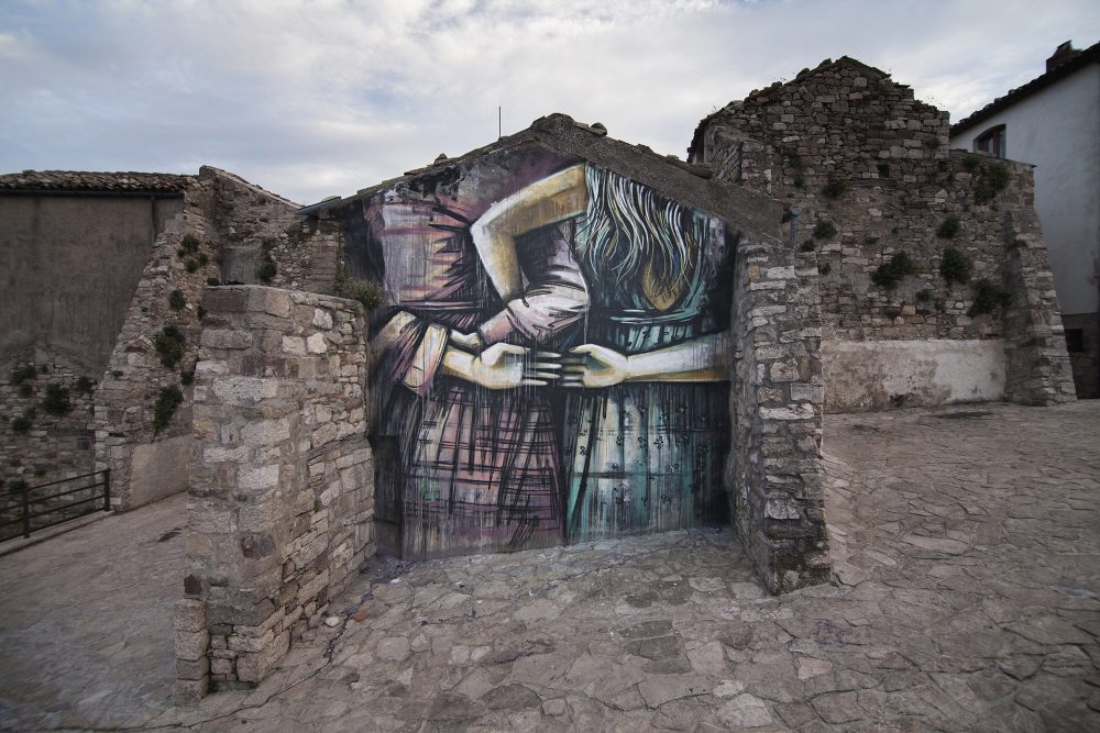 alice pasquini in italia