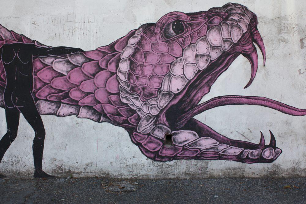 street art muro
