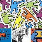 I meravigliosi omini di Keith Haring