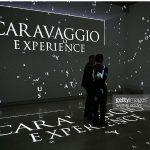 Caravaggio Experience: tecnologia digitale e arte