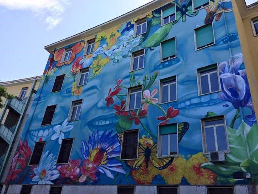 scuole e street art