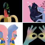 Isabella Bersellini e il fascino delle illustrazioni