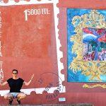 La street art di Dozza: itinerario d'arte