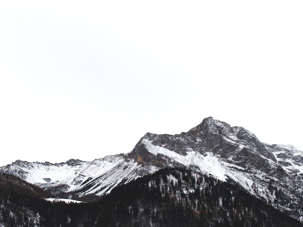fotografare montagne e laghi