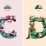 Jack Daly e l'alfabeto illustrato