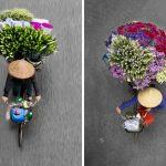 Loes Heerink e il progetto fotografico Vendors from Above