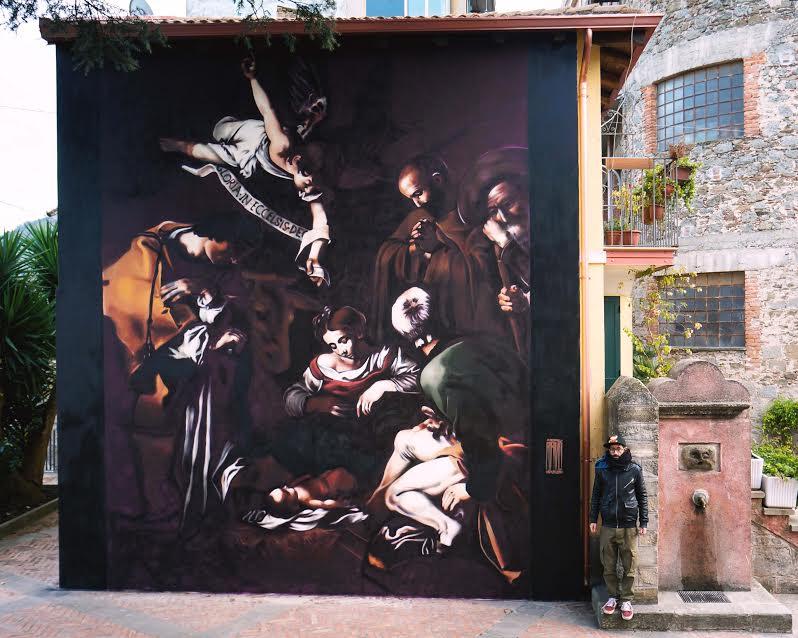 street art in sicilia