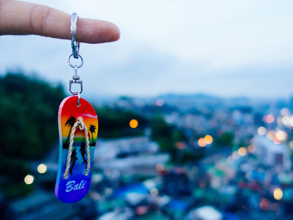 souvenir di viaggio brutti