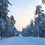 Come non vedere l'aurora boreale in Finlandia