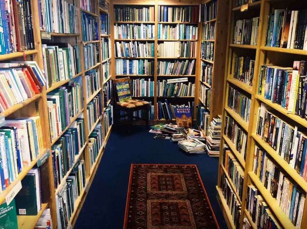 libreria in scozia