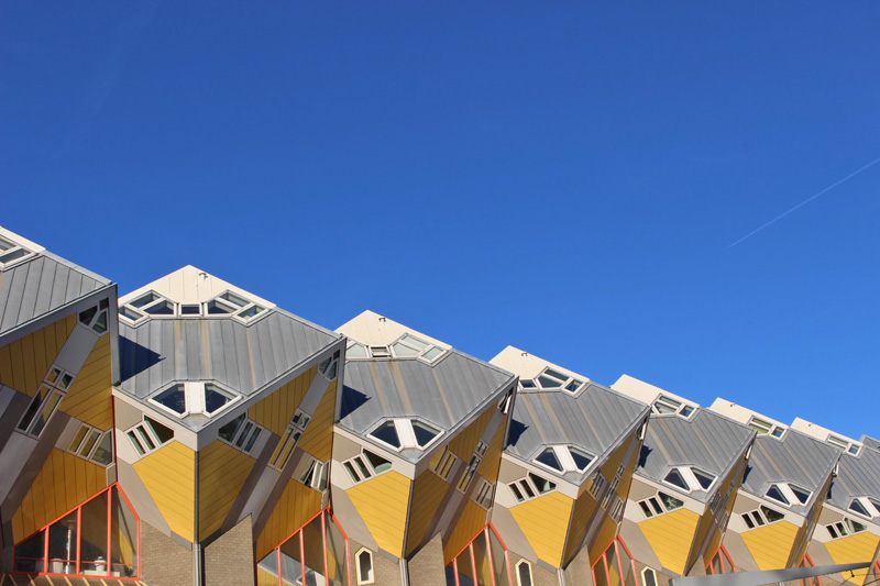 cosa fare a rotterdam architettura