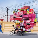 Alain Delorme e il progetto fotografico Totem