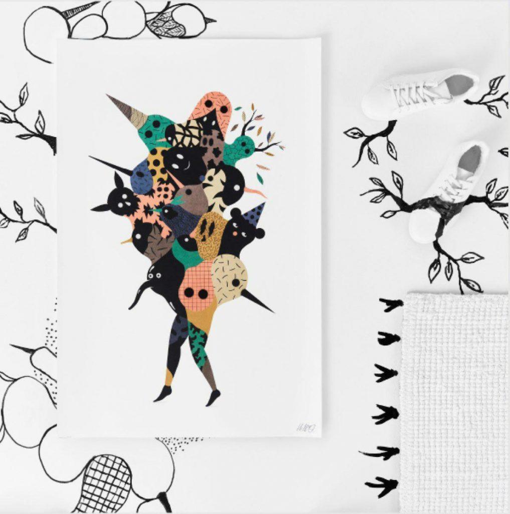 nuova collezione di poster Ikea