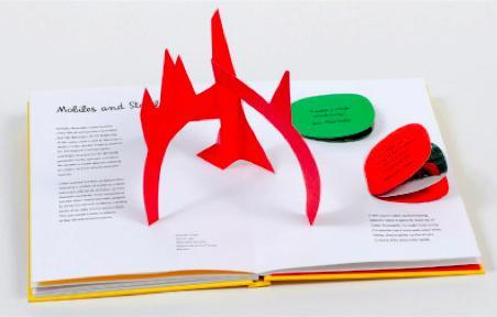 come insegnare l'arte contemporanea ai bambini alexander calder