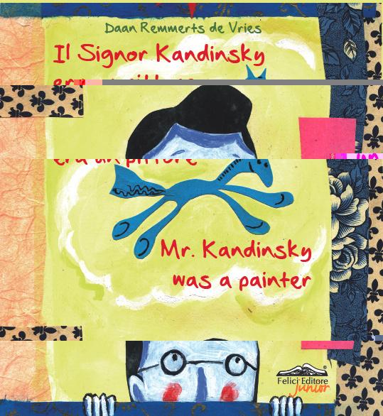 come insegnare l'arte contemporanea ai bambini kandinsky