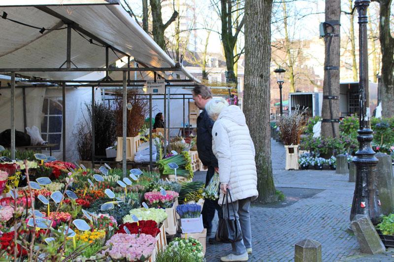 Utrecht mercato fiori olanda travel on art for Mostre mercato fiori 2017