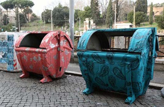 Street art a difesa dell'ambiente