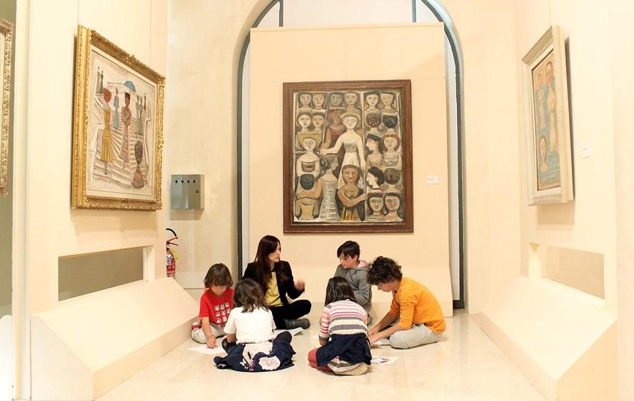musei a misura di bambini