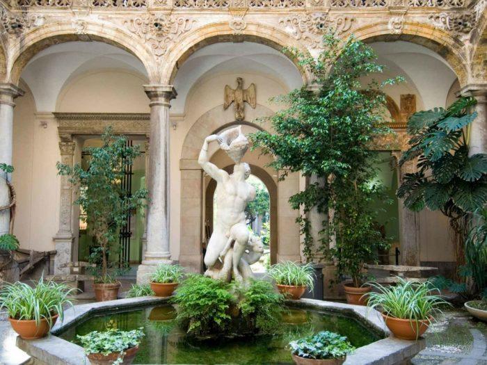 Museo Archeologico Antonino Salinas di Palermo