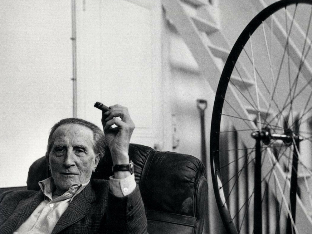 duchamp e il ready-made