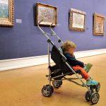 Mamme al museo: l'esperienza di visita di Federica Piersimoni
