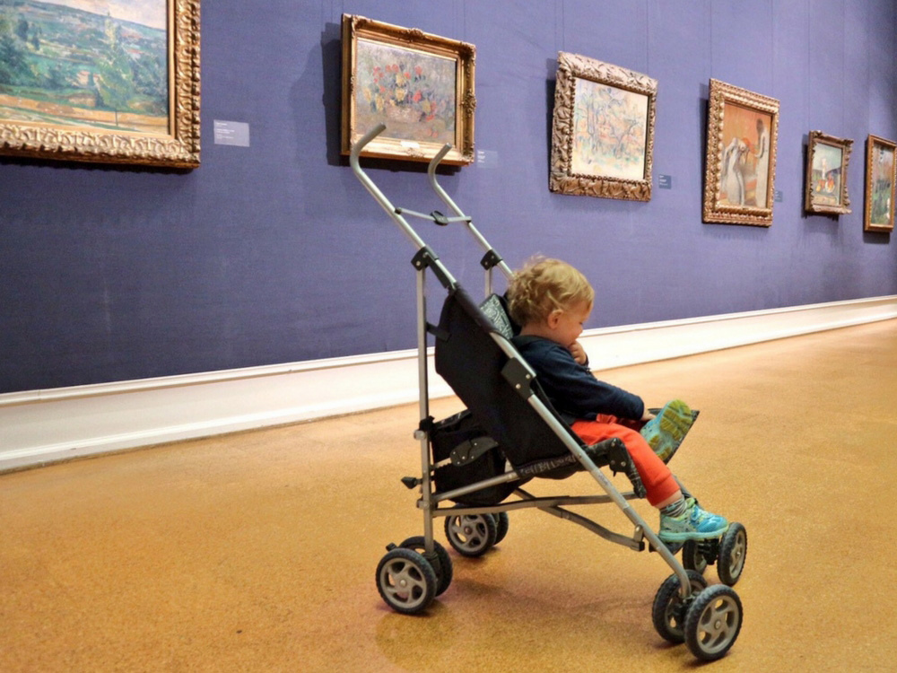 mamme al museo