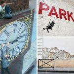 Street artists da non perdere: Banksy, Levalet e Julian Beever