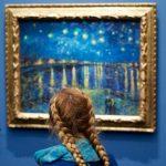 Stefan Draschan e lo strano caso del visitatore al museo