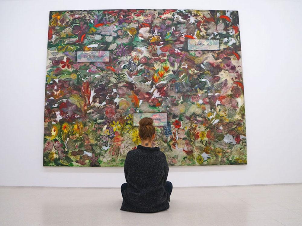 ricerca dell'arte contemporanea