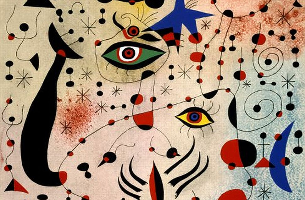 Joan miró: le sue opere spiegate in 6 punti