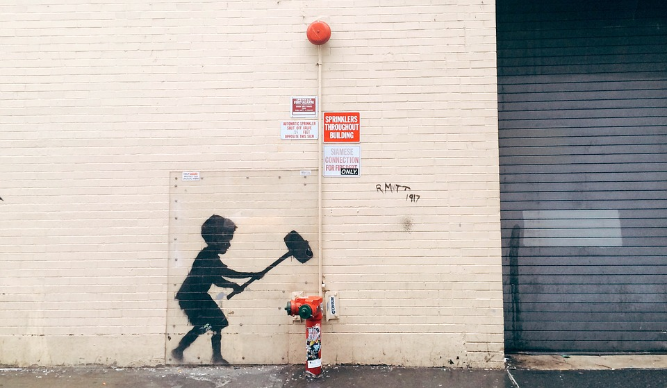 5 documentari sull'arte contemporanea banksy