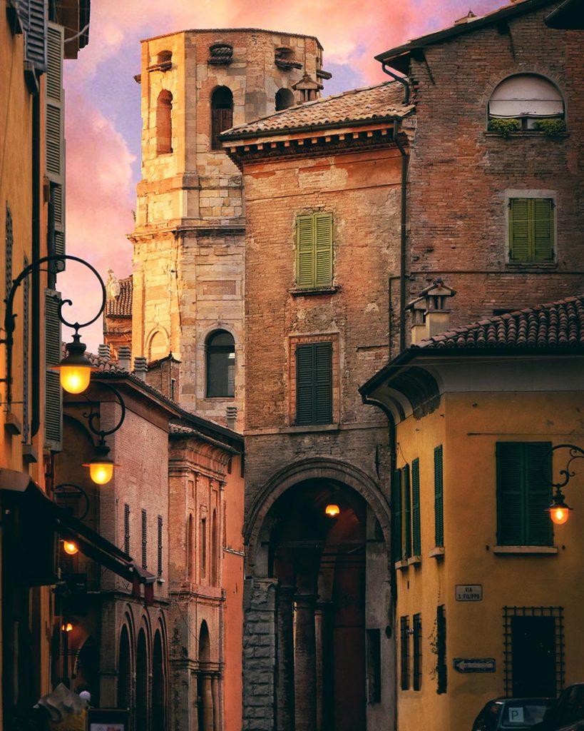 cosa vedere a reggio emilia centro storico dario veronesi