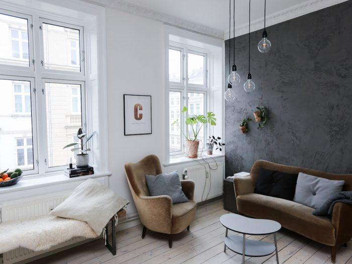 come arredare casa con arte contemporanea