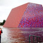 Christo a Londra: che cos'è The Mastaba?