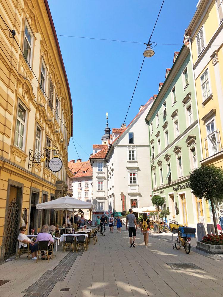 cosa vedere a Graz in due giorni
